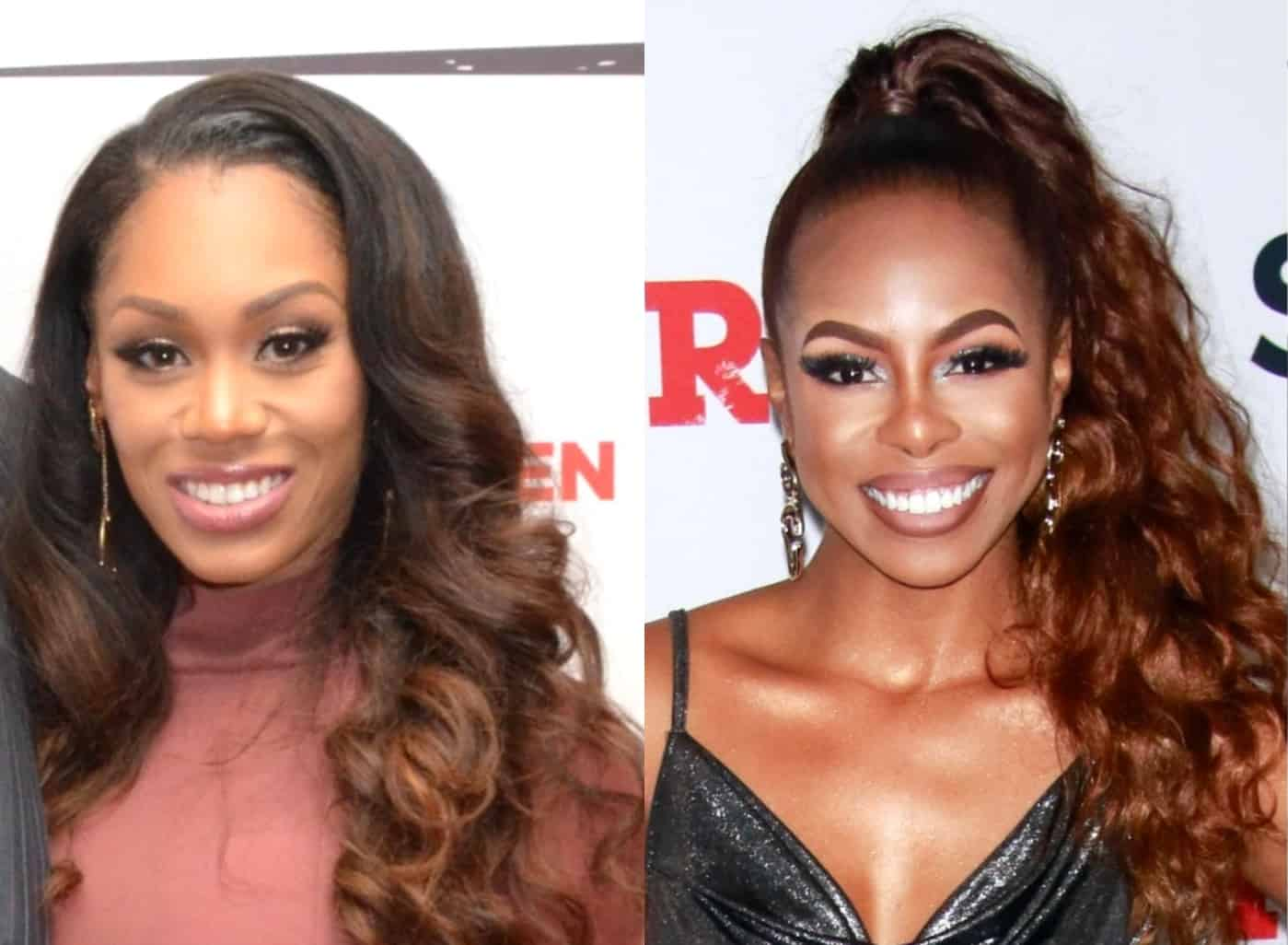 """Monique Samuels Shades Candiace Dillard's Claim of Being """"Traumatized"""" and Further Defends RHOP Reunion and Fight Behavior, Plus Candiace Defends Crying at the Reunion, Slams """"Toxic"""" Viewers For Enjoying Fight"""
