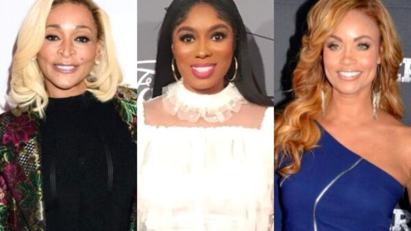 """Karen Huger Denies Saying Wendy Wasn't Pretty Enough to be on RHOP and Calls Out Gizelle For """"Bold Faced Lie,"""" Plus Monique Slams Gizelle and Candiace For Reunion Behavior and Says Fans Will """"Learn Full Story Soon"""""""