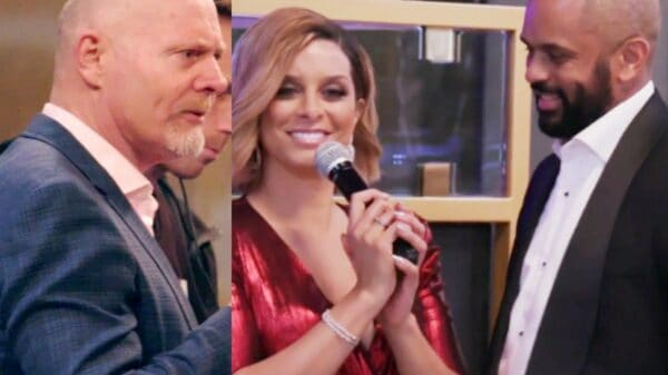 RHOP Season Finale Recap: Michael Loses it at the Holiday party and Juan proposes to Robyn