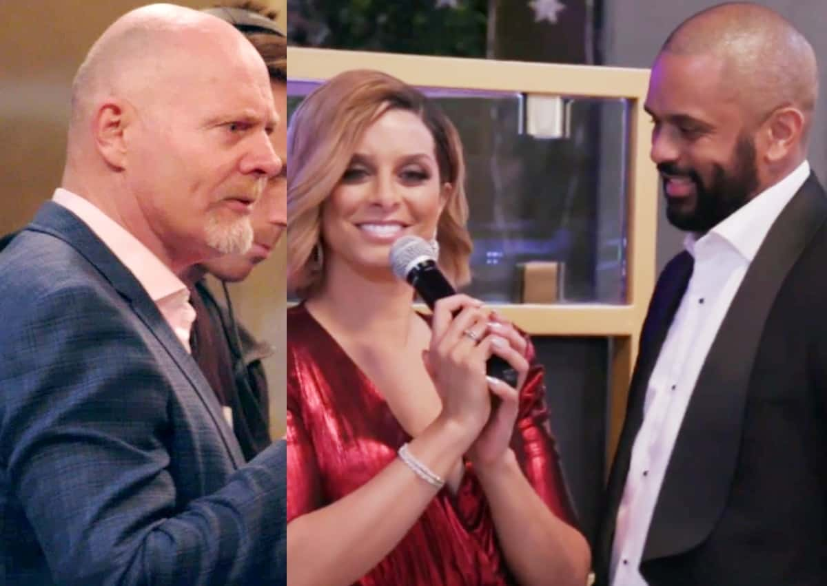 RHOP Season Finale Recap: Michael Loses It and Gets In Fight With Chris as Juan Proposes to Robyn!
