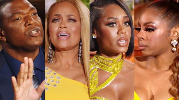 RHOP Reunion Finale Recap: Gizelle and Chris Samuels go at it and Monique finally apologizes to Candiace!