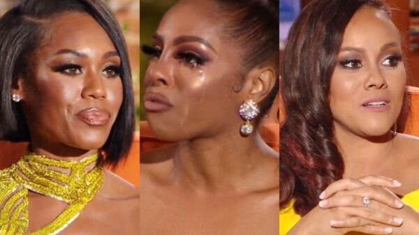 RHOP Reunion Part 2 Recap: Monique and Candiace Face Off and Ashley Faces tough questions about her relationship