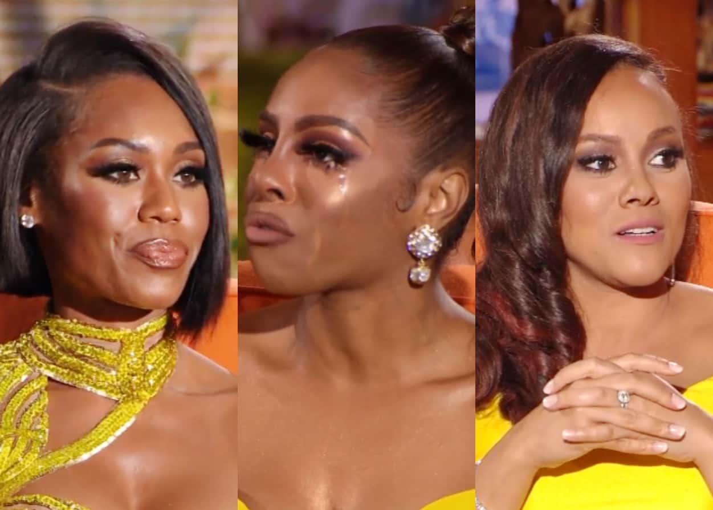 RHOP Reunion Part 2 Recap: Monique and Candiace Face Off and Ashley Faces tough questions about her relationship