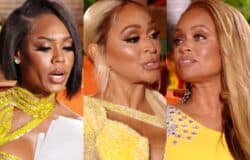 RHOP Reunion 1 Recap: Monique Reads Texts From Jamal's Alleged Girlfriend as Karen Claims Gizelle Faked Relationship For Storyline