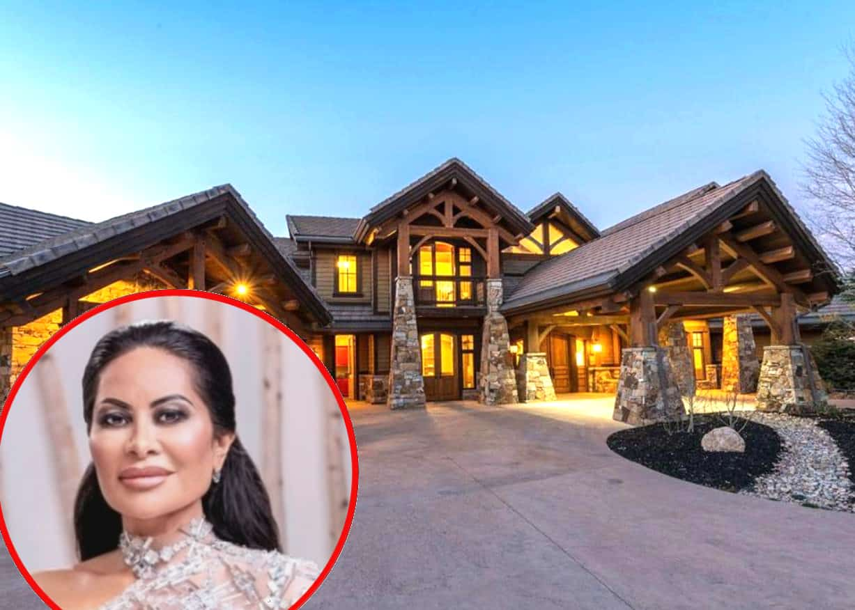 """PHOTOS: Jen Shah's """"Shah Chalet"""" is Back on the Market For $3.9 Million, See Inside the Luxurious Property Boasting Panoramic Views and Park City Serenity"""