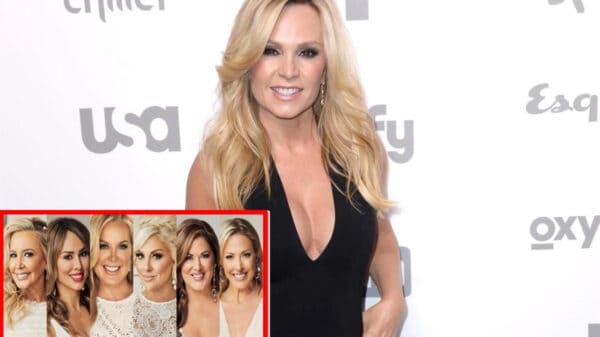 """RHOC Alum Tamra Judge Teases Reunion Cameo and Reveals Who She Doesn't Think Will Return for Season 16, Plus Slams Kelly Dodd as """"Evil"""" and Shades the Cast's Treatment of Braunwyn Windham-Burke"""