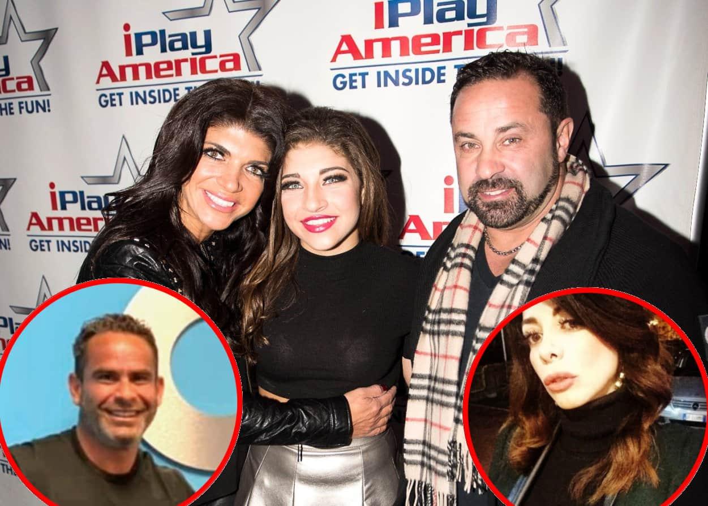 "Gia Giudice Reacts to Mom Teresa Giudice's New Boyfriend Luis Ruelas, Plus RHONJ Alum Joe Giudice Shares Pic of New Flame Daniela Fittipaldi as Sources Reveal How She ""Bonded"" With His Daughters"