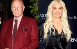 RHOBH's Erika Jayne and Thomas Girardi Hit With $5 Million Tax Claim as Thomas' Former Law Firm Partners Head to Court Over Embezzlement Case and He's Accused of Staging Divorce and Mental Incompetence