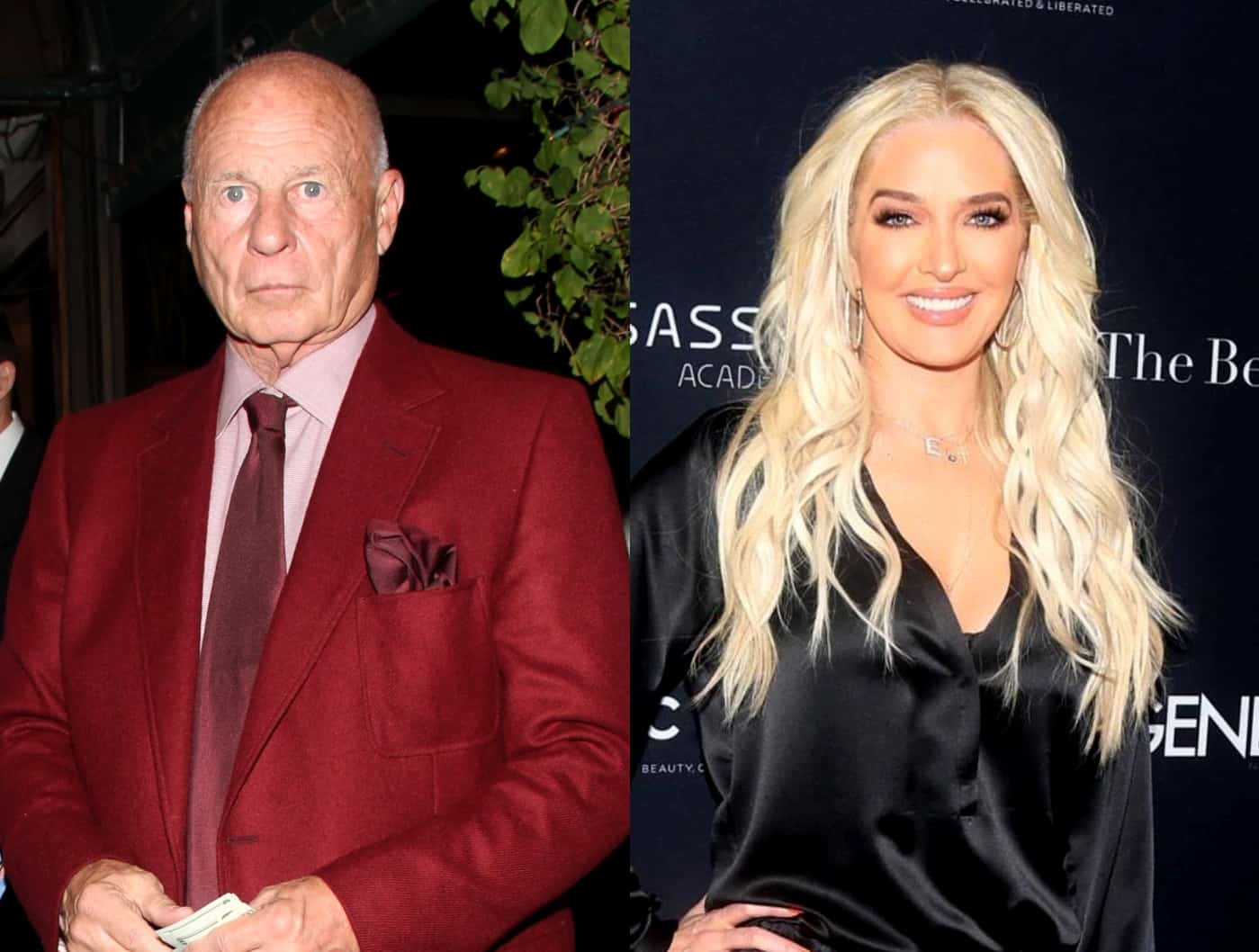 RHOBH's Thomas Girardi Forced Into Chapter 7 Liquidation as Bankruptcy Court Demands He Turn Over Assets, Plus Estranged Wife Erika Jayne is Dragged Into Another Lawsuit Against Him