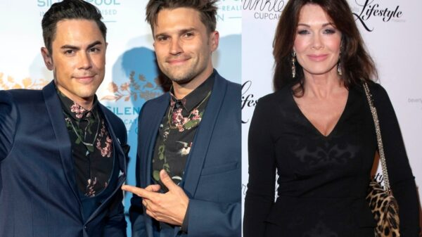 """Tom Schwartz and Tom Sandoval Tease Lisa Vanderpump's New Role on Vanderpump Rules, Confirm Show is Off to a """"Strong Start"""" and Share TomTom Update"""