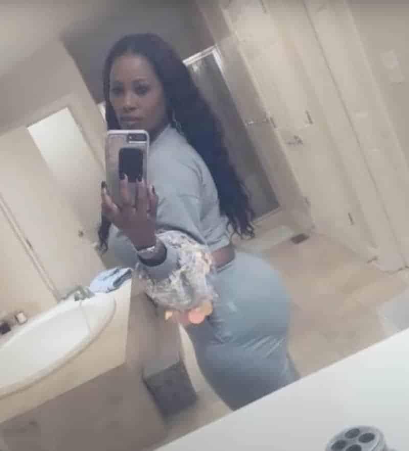 RHOP Tunya Griffin is Seen in Jamal Bryant's Baltimore Bathroom