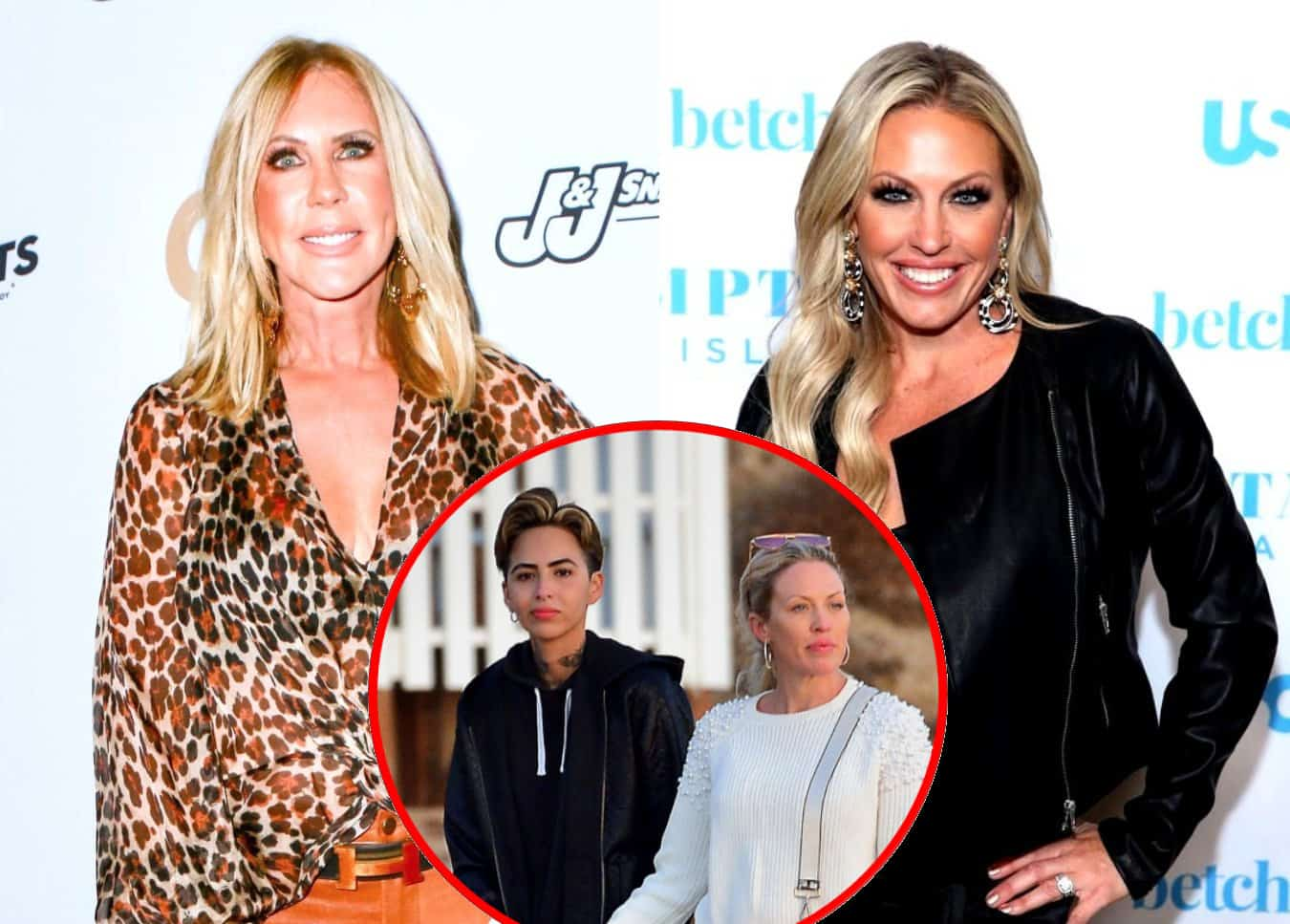 Vicki Gunvalson Shades Braunwyn Windham-Burke's Romance With Girlfriend Kris! See Her Shady Comment About Her Ex RHOC Cast Mate's Priorities