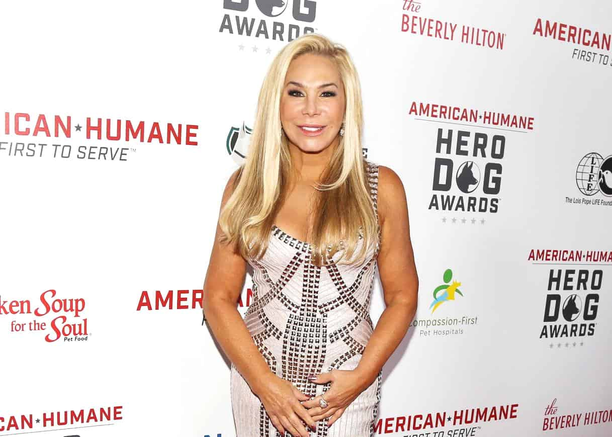 RHOBH Alum Adrienne Maloof Reveals Why She Joined the Show and Looks Back on Russell Armstrong's Suicide, Plus Explains When She Knew Her Time Was Up and Dishes on Paul Nassif Divorce