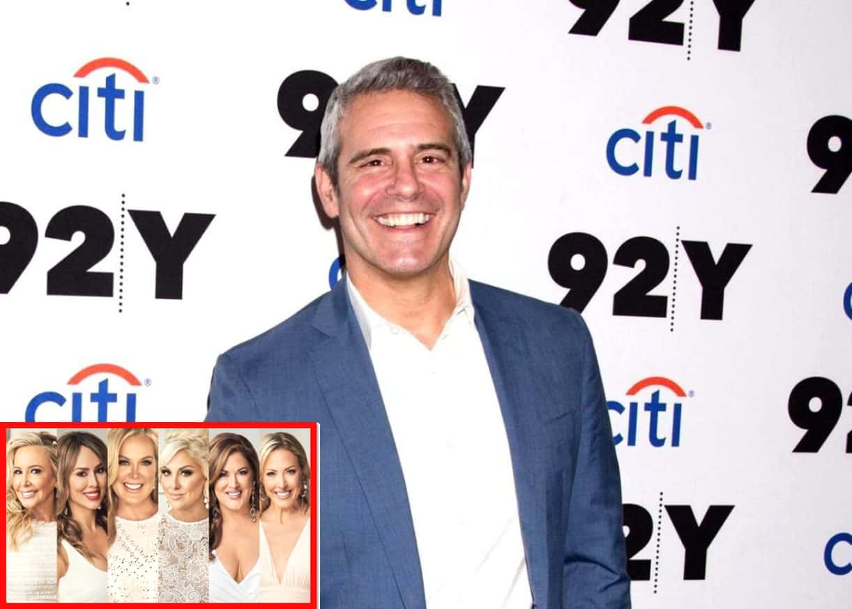 """Andy Cohen Reacts to Suggestion RHOC Should Be Canceled, Discusses a """"Reboot"""" Ahead of Season 16 and Teases the Potential Return of RHODC"""