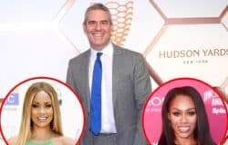 "Andy Cohen Denies Gizelle Bryant's ""Meltdown"" Was Edited Out of RHOP Reunion as Monique Samuels Disagrees, Plus What Gizelle Said About the Drama"