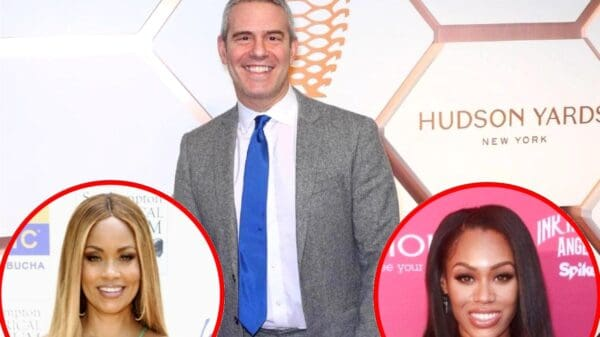 "Andy Cohen Denies Gizelle Bryant's ""Meltdown"" Was Edited Out of RHOP Reunion as Monique Samuels Weighs In On ""The Lies,"" Plus What Gizelle Said About the Drama"