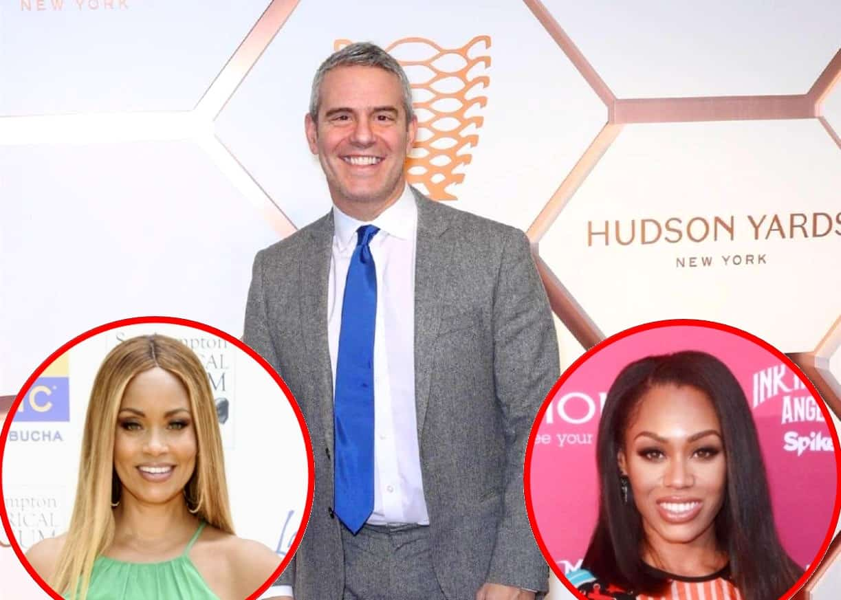 """Andy Cohen Denies Gizelle Bryant's """"Meltdown"""" Was Edited Out of RHOP Reunion as Monique Samuels Weighs In On """"The Lies,"""" Plus What Gizelle Said About the Drama"""