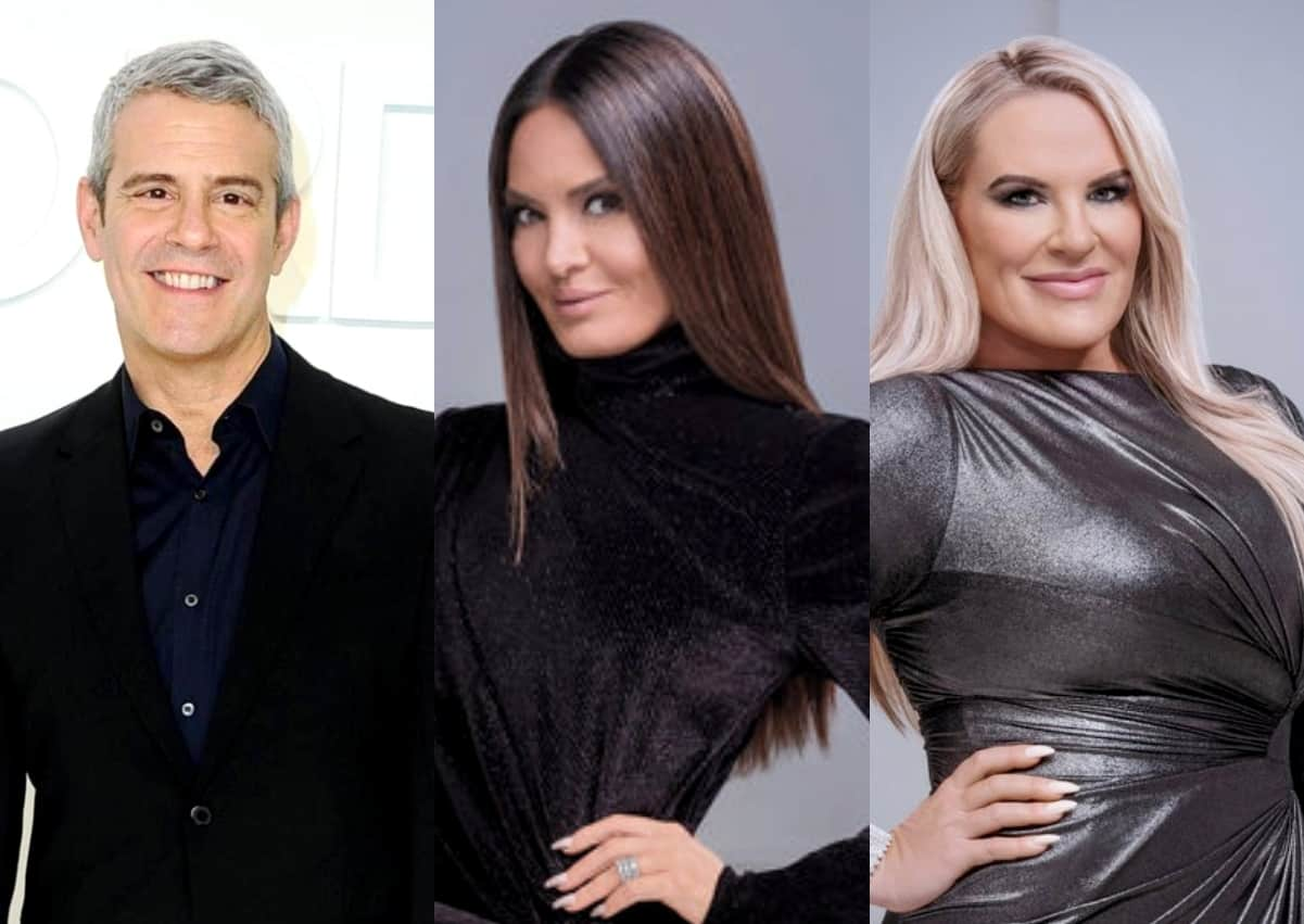 """Andy Cohen Confirms RHOSLC Season 2 As Lisa Barlow Claims Heather Gay """"Married For Money,"""" Plus Fans Defend Heather Against """"Social Climber"""" Lisa, And Live Viewing Thread"""