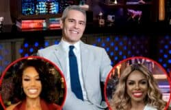 Andy Cohen Reveals What Was Edited Out of RHOP Reunion, Defends Himself Against Backlash and Insists He Didn't Favor Candiace Over Monique