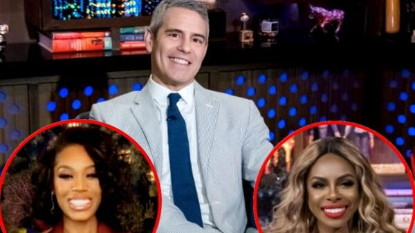 Andy Cohen Defends Himself Against RHOP Reunion Backlash, Insists He Didn't Favor Candiace Over Monique, and Admits to Disagreeing With Production's Edits