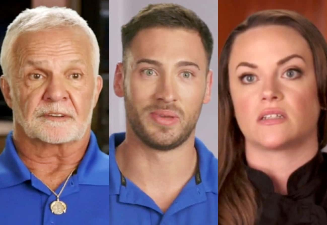 Below Deck Recap: Captain Lee Bans A Charter Guest From The Yacht, James Hooks Up With Elizabeth, Plus Rachel's Drinking Gets Out Of Hand