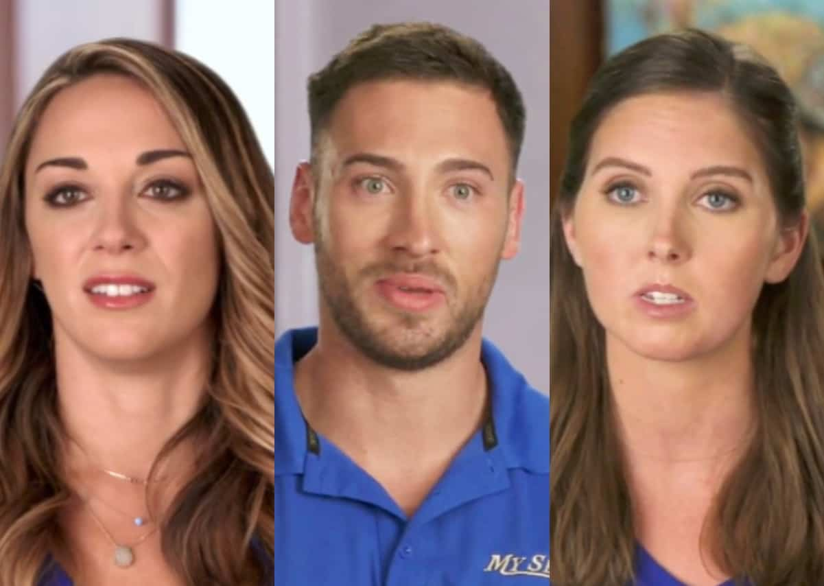 Below Deck Recap: Elizabeth and James Bunk Up in a Guest Cabin and Francesca Has Had Enough; Plus Izzy Gets Promoted To Lead Deck Hand - Will Rob and James Accept Her New Position?