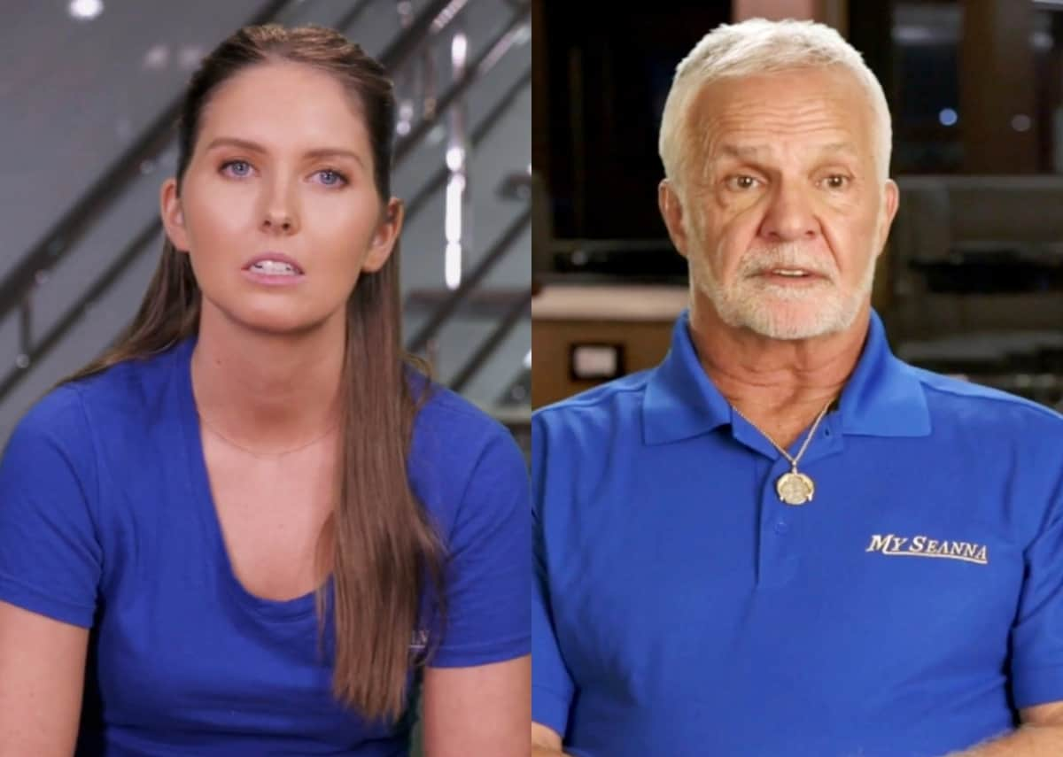 Below Deck Recap: Izzy Suddenly Falls Ill and a Wild Guest Forces Captain Lee to Pull the Plug