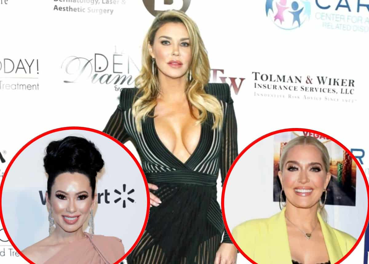 Brandi Glanville Reveals Why Bling Empire's Christine Chiu Didn't Join RHOBH and Reacts to Erika Jayne's Divorce Drama, Plus She Blames Andy Cohen for Love Life Struggles