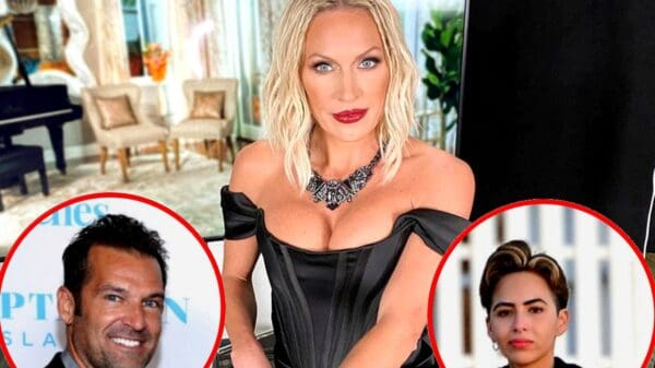 """Braunwyn Windham-Burke Refuses to Say if She's Still Intimate With Husband Sean, Admits Jealousy Between Sean and Girlfriend Kris, RHOC Star Clarifies Comment About Being """"Heartbroken"""" If Sean Moves On"""