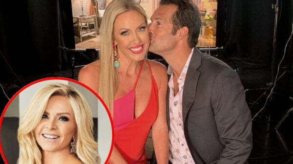 """RHOC's Sean Burke Addresses Cocaine Allegations Against Wife Braunwyn Windham-Burke, Says It's """"Sick"""" And """"Disgusting"""" as Tamra Judge Weighs In, Plus Live Viewing Thread!"""