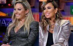 RHOC's Braunwyn Windham-Burke Accuses Kelly Dodd of Putting Her Kids' Lives in Danger and Shares Reaction to Husband Sean's First Date as Kelly Denies Doxxing Her Address
