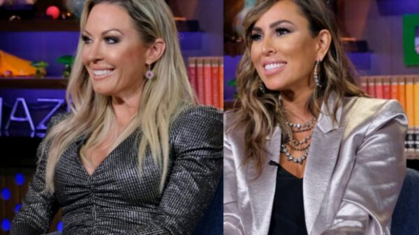 RHOC's Braunwyn Windham-Burke Slams Kelly Dodd for Putting Her Kids' Lives in Danger and Shares Reaction to Husband Sean Burke's First Date as Kelly Denies Doxing Her Address