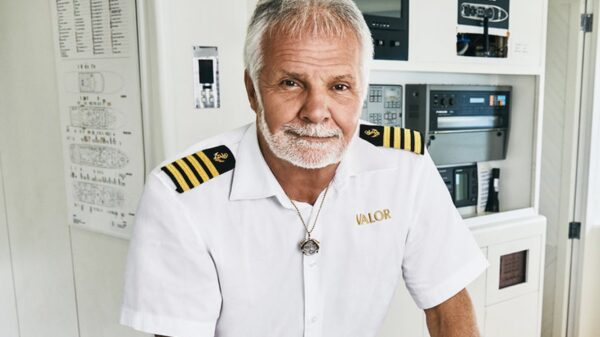 Below Deck's Captain Lee Rosbach Reveals He Was Prepared To Handcuff Unruly Charter Guest And He Addresses COVID-19 Vaccine Backlash