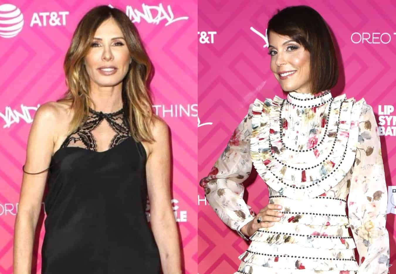 Source Shares Real Reason For Feud Between Carole Radziwill and Bethenny Frankel as Carole Reacts and Seemingly Confirms Claims, See What RHONY Alum is Saying About the Drama and Why She Appeared on Bethenny's Spinoff