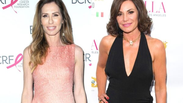 "Carole Radziwill Disses Luann de Lesseps as a ""Maskless Idiot"" After RHONY Star is Slammed By Production Insider For ""Outrageous"" Partying Without a Mask"