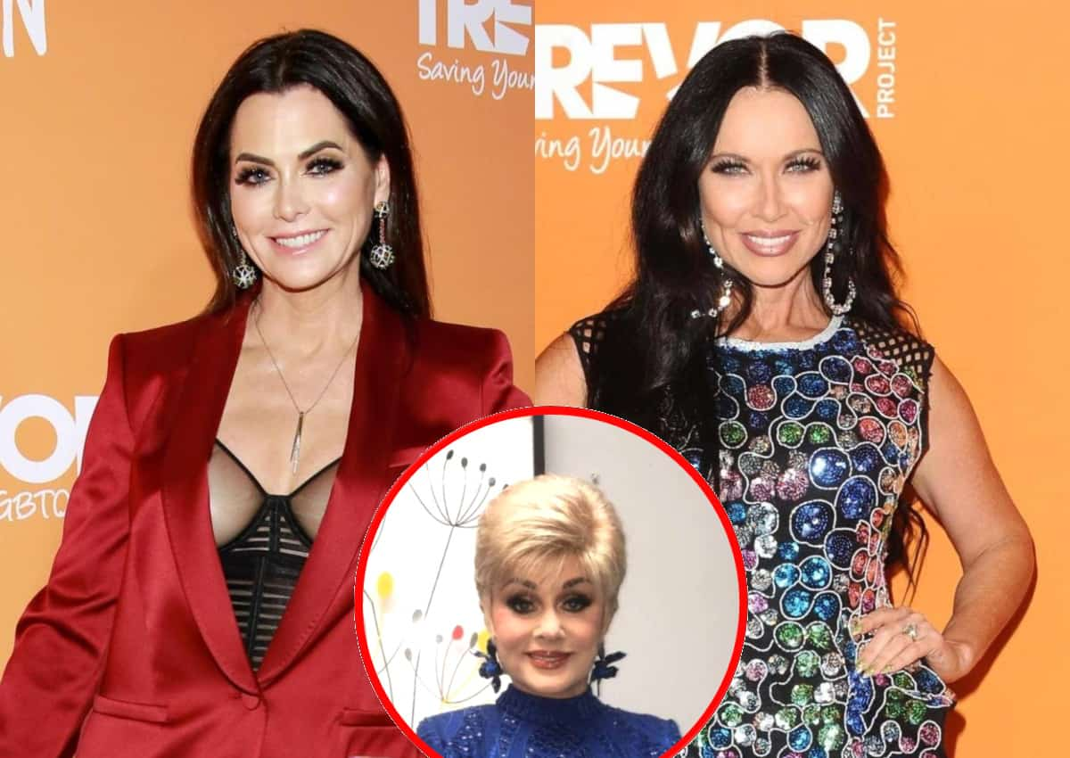 """RHOD's D'Andra Simmons Offers Update On """"Stressful"""" Feud With Former Co-Star LeeAnne Locken, Reveals If She'd Answer Her Call And Teases Mama Dee Drama, Plus Live Viewing Thread!"""