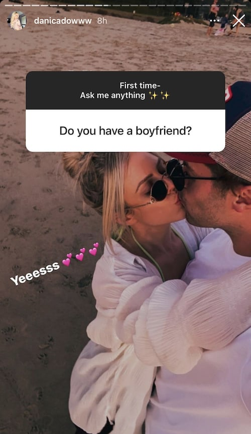 Vanderpump Rules Danica Dow Confirms New Boyfriend