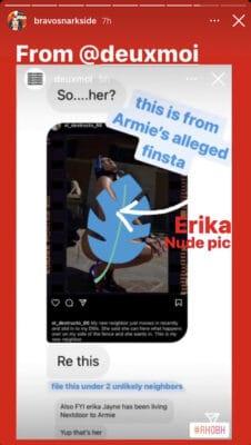 RHOBHs Erika Jayne slammed for sharing bizarre GOT parody