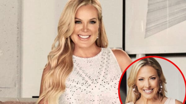 """Elizabeth Vargas Claims She Had RHOC Season 16 Contract Before Firing, Suggests Braunwyn's """"Dark"""" Secret Contributed to Costar's Exit and Weighs in on New Cast"""