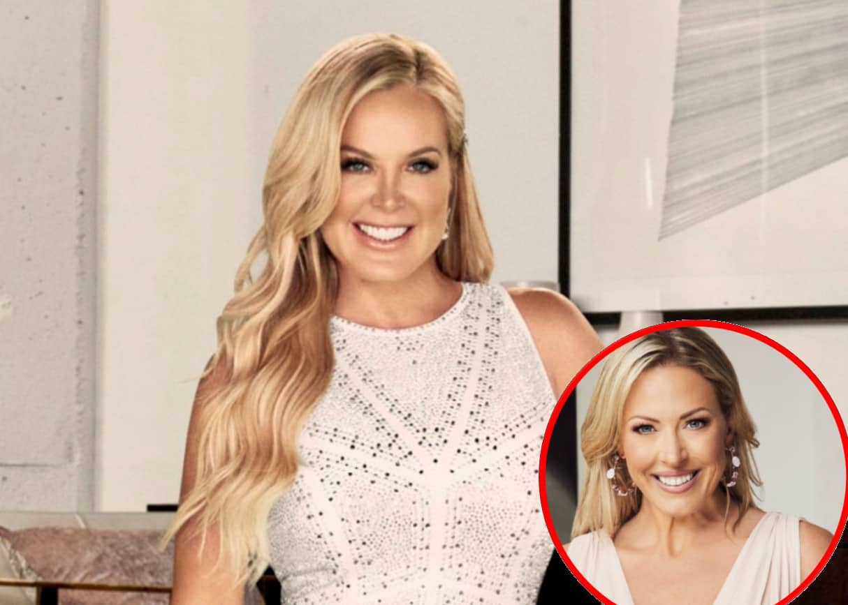 """RHOC's Elizabeth Vargas Questions Braunwyn Windham-Burke's Sobriety, Reveals Why Her Co-Stars Behavior Was Painful To Watch And Teases """"Odd"""" Reunion"""