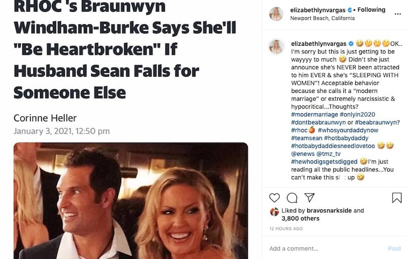 RHOC Emily Simpson Calls Out Braunwyn Windham-Burke for Comment About Sean Dating