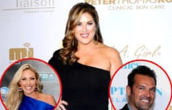 """Emily Simpson Slams """"Narcissist"""" Braunwyn For Using Husband Sean, Not Wanting To Take Care Of Kids and Calling Paps on Herself: 'There's No Paparazzi On The Beach in O.C.'"""