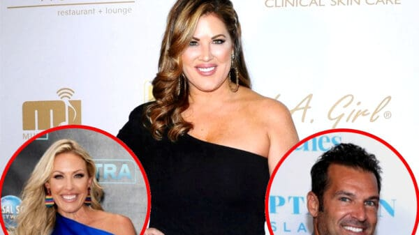 "Emily Simpson Slams ""Narcissist"" Braunwyn For Using Husband Sean, Not Wanting To Take Care Of Kids and Calling Paps on Herself: 'There's No Paparazzi On The Beach in O.C."""