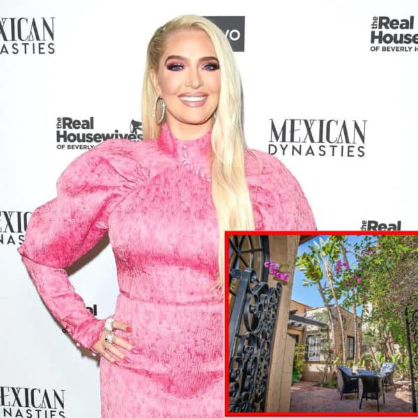 PHOTOS: RHOBH's Erika Jayne Moves Into $9,500 a Month Rental in Los Angeles Amid Split From Husband Thomas Girardi, See Inside the $1.5 Million Spanish-Style Home
