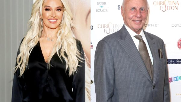 "Erika Jayne And Thomas Girardi Accused Of Having Secret ""Daughter"" Funnel Money To Them From Firm, Plus Details Of Over $1.2 Million Embezzlement From Another Client Is Revealed As RHOBH Star Remains Unbothered"