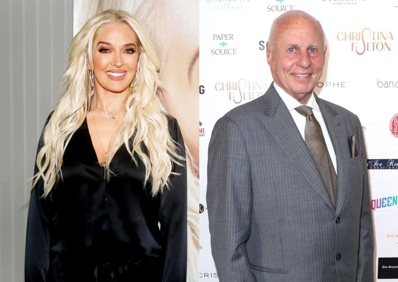 """Erika Jayne And Thomas Girardi Accused Of Having Secret """"Daughter"""" Funnel Money To Them From Firm, Plus Details Of Over $1.2 Million Embezzlement From Another Client Is Revealed As RHOBH Star Remains Unbothered"""