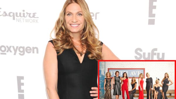 "Heather Thomson Exposes Fake Storyline That Upset Her On RHONY, Talks Bethenny's ""Intimidating Season 7 Return And Teases Potential Return To Show"