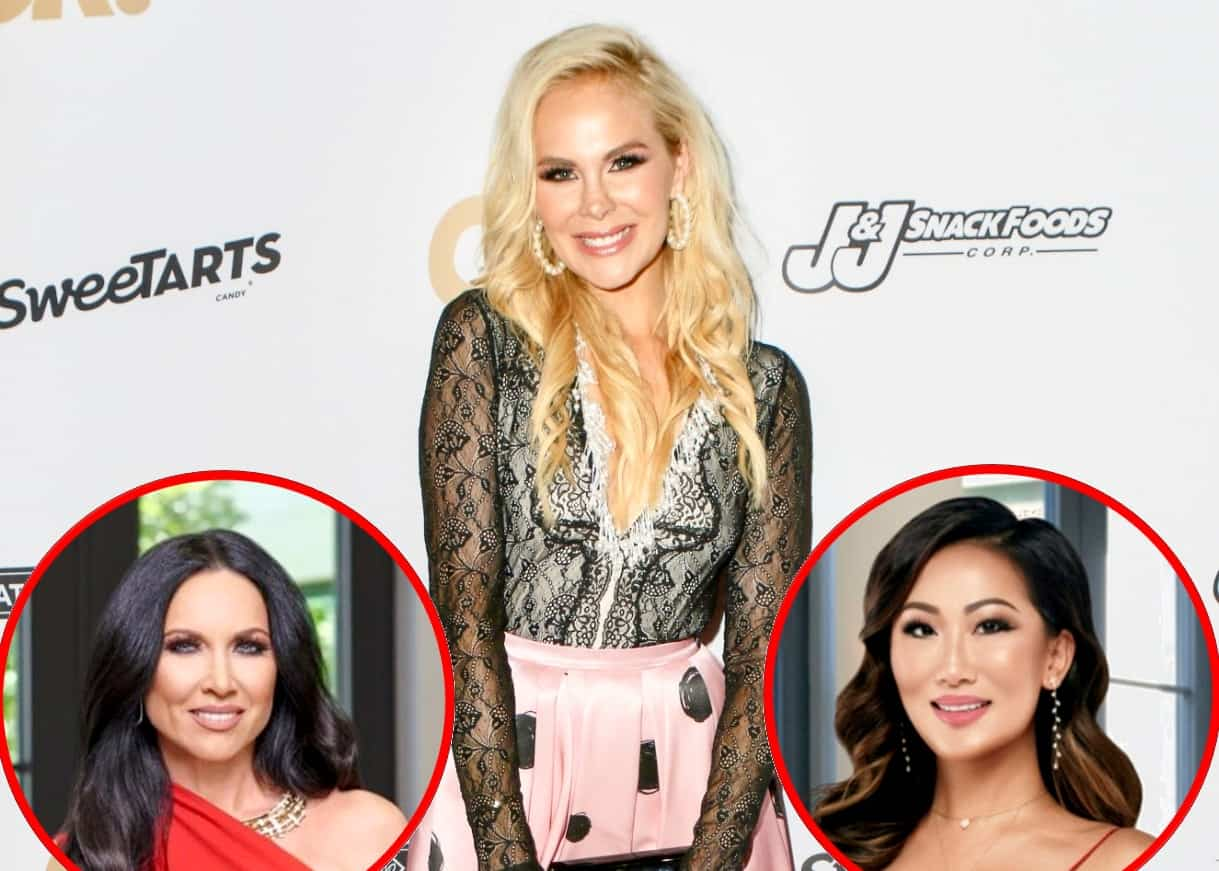 "Kameron Westcott Offers Update On Friendship With LeeAnne Locken, Claims Tiffany Moon Was a Fan Of Hers Prior to Joining RHOD and Talks ""Feet-Gate"" Drama"