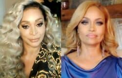 """RHOP's Karen Huger Tells Gizelle Bryant to Lay off the Wine and Slams Her as """"Delusional"""" After Being Labeled an Obsessed """"Stalker"""" and Accused of Driving by Her Home"""