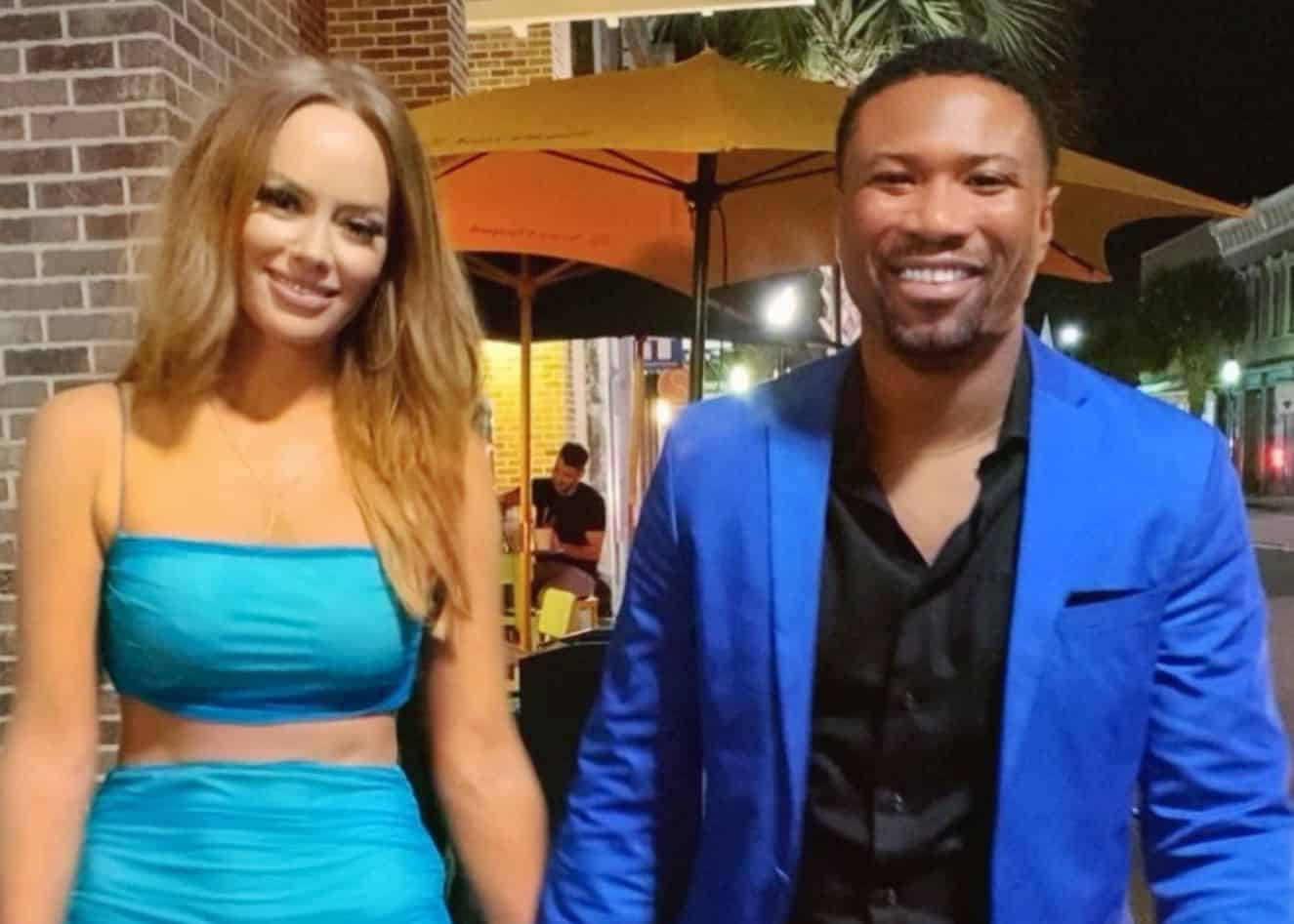 "Southern Charm's Kathryn Dennis Stuns in a Sexy Red Dress While Ringing in the New Year With Boyfriend Chleb Ravenell, See How He Responded to Claims of Photoshop and a ""Coke Diet"""